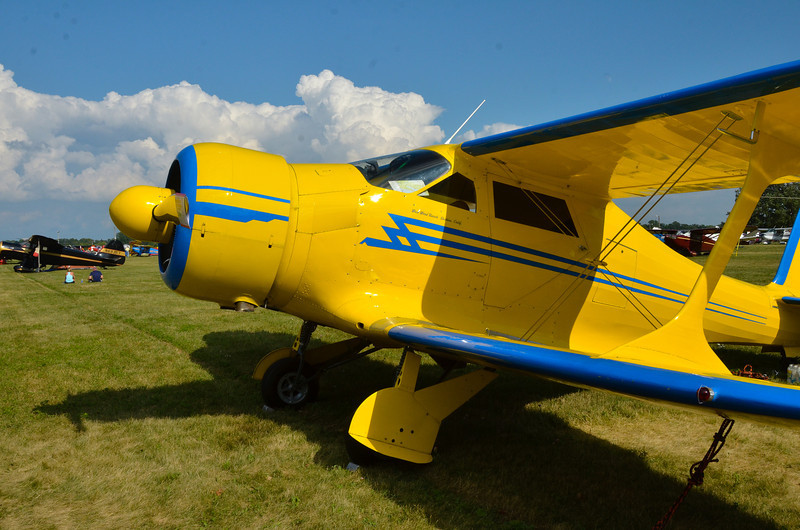 Beech Staggerwing