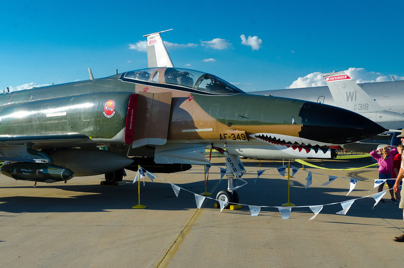 Best Looking Airplane at the Show - Only Because an F-100 Supersabre Wasn't There!