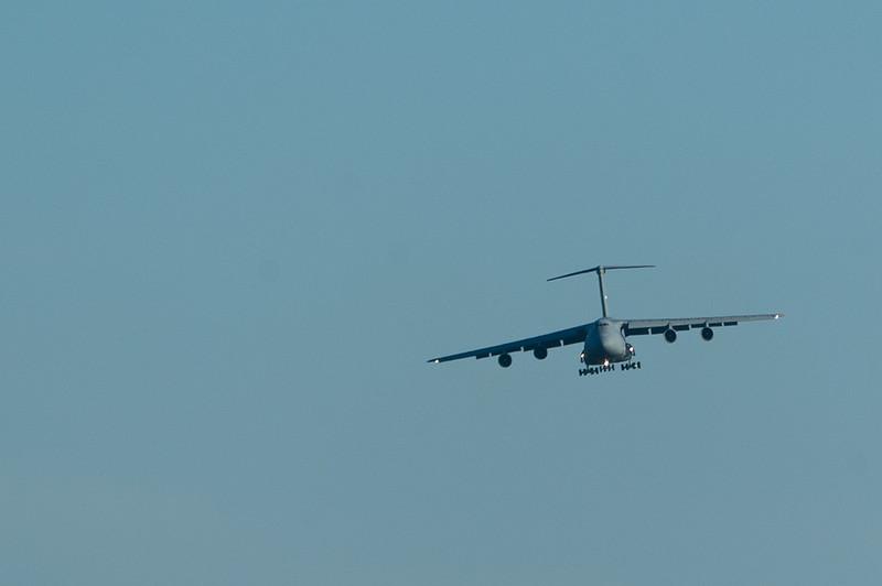 Travis C-5A Overcast