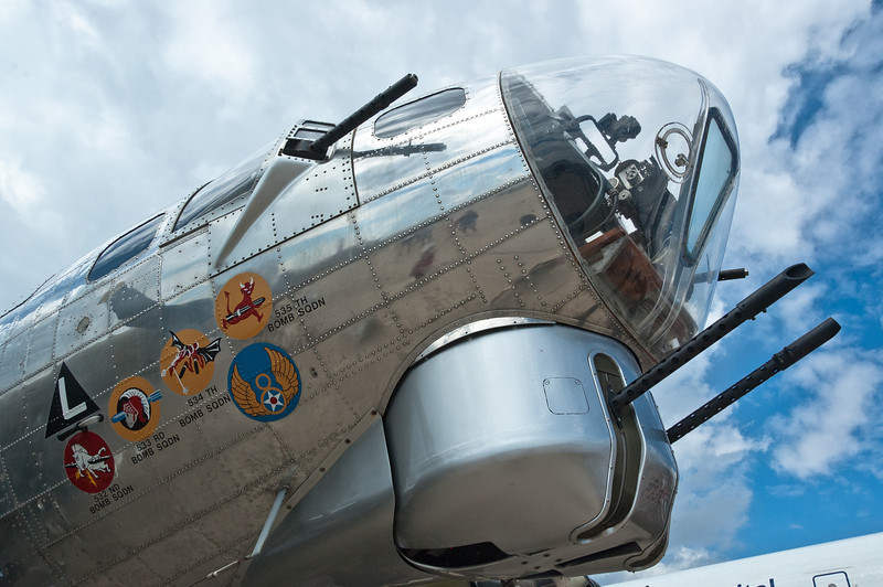 B-17s Front End
