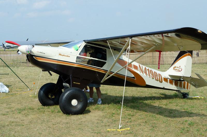 Highlander Bush Airplane
