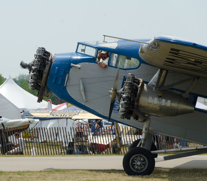 EAA's Ford Trimotor