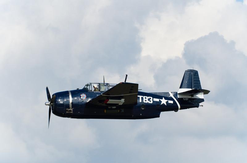 Avenger - Plane of Pres. George H.W. Bush
