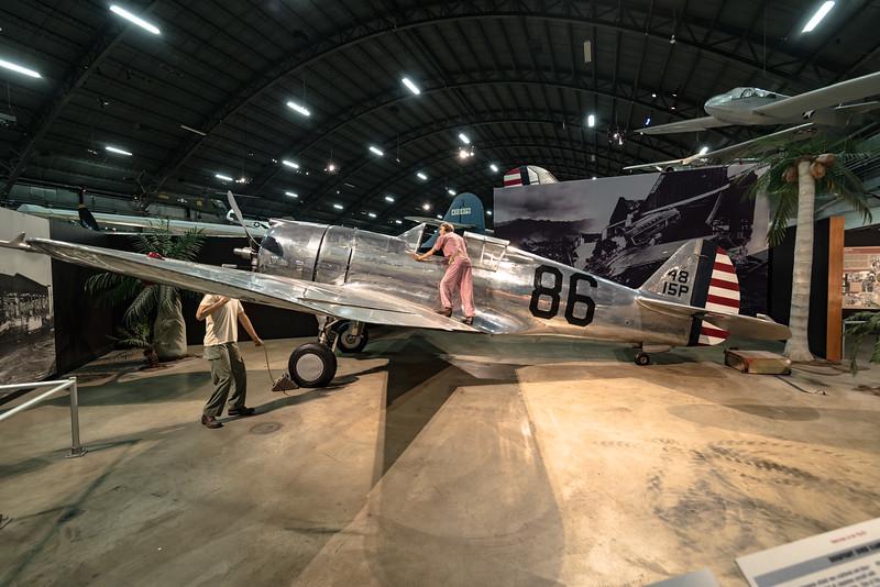 Curtis P-36A Hawk 1938