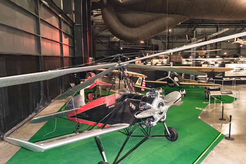 Kellet K-2/3 Autogyro