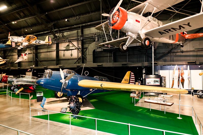 1931 Douglas 0-38F and