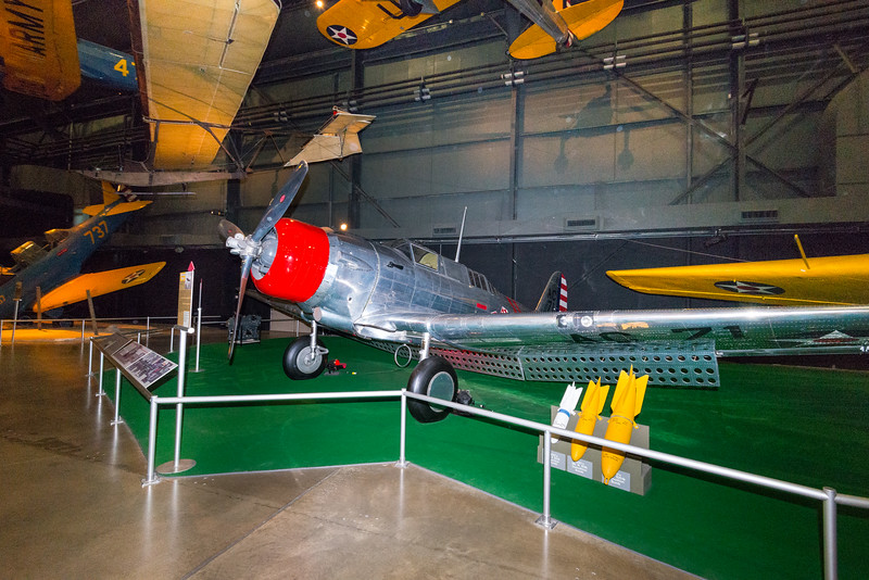 Northrup A-17A