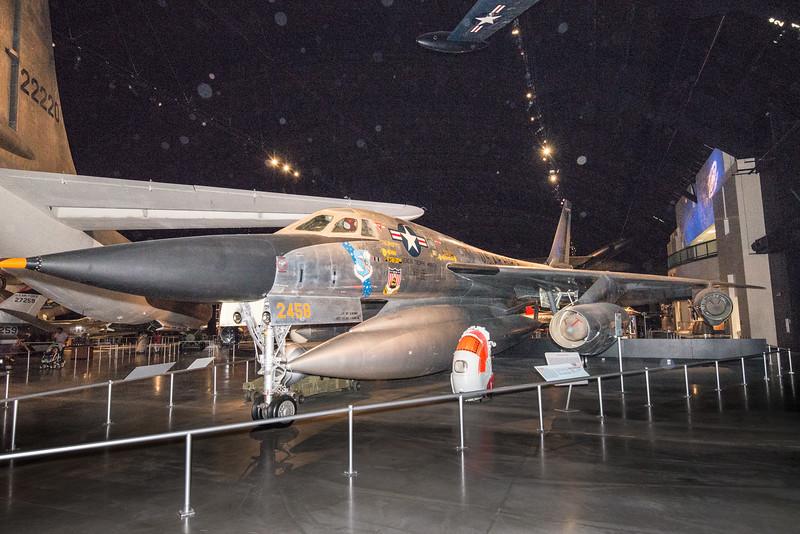 Convair Ft. Worth B-58 Hustler