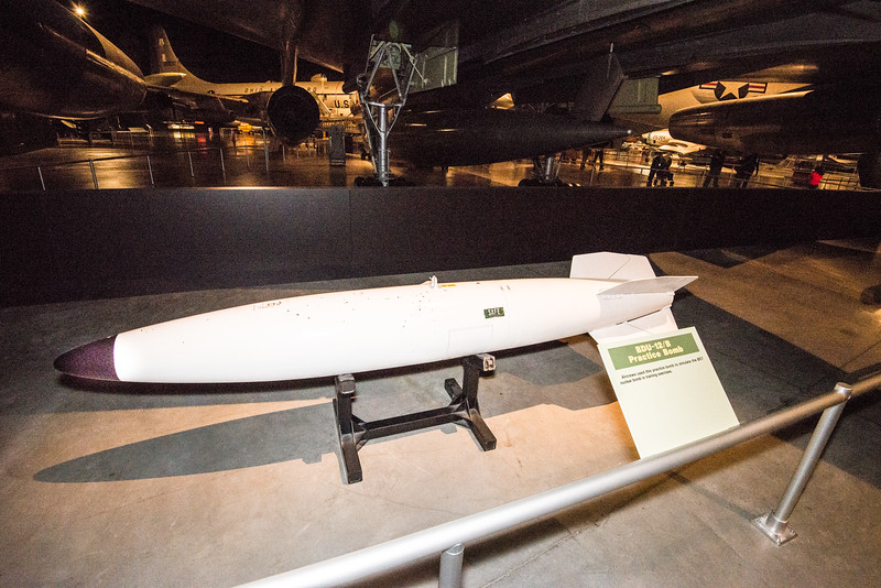 B-57 Nuclear Bomb (Inert Shape)1