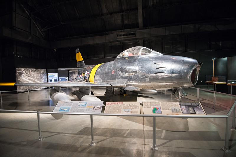 RF-86F Recce Sabre