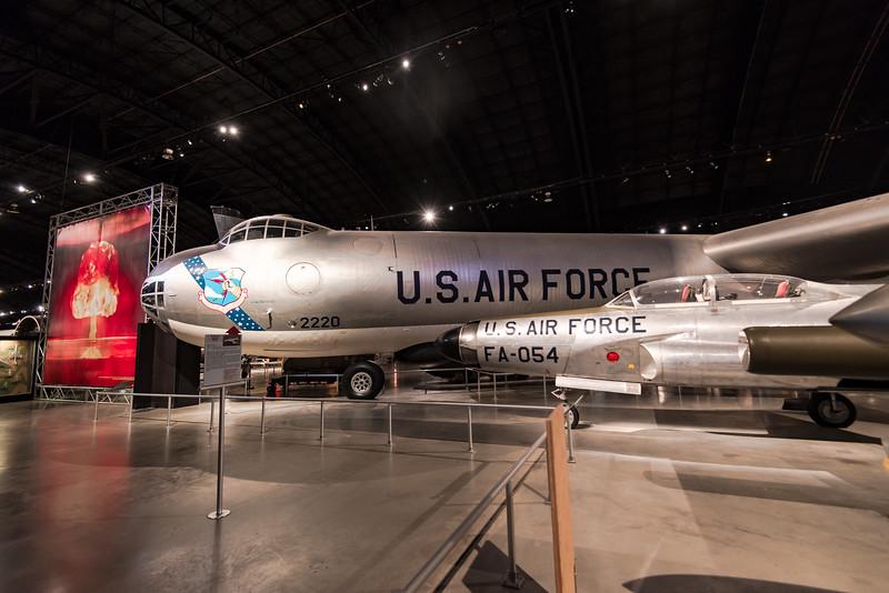 Convair B-36 Peacemaker, 1946, 1st Intercontinental Bomber