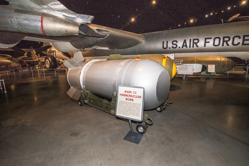 Mk 53 Nuclear Bomb