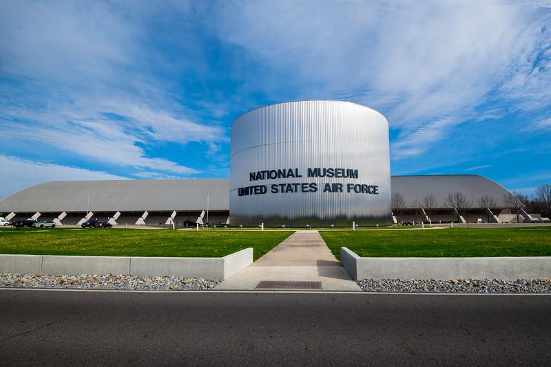 USAF Museum, Dayton Nov15