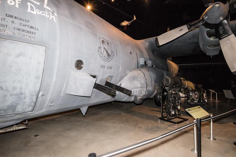 Lockheed AC-130 Gunship