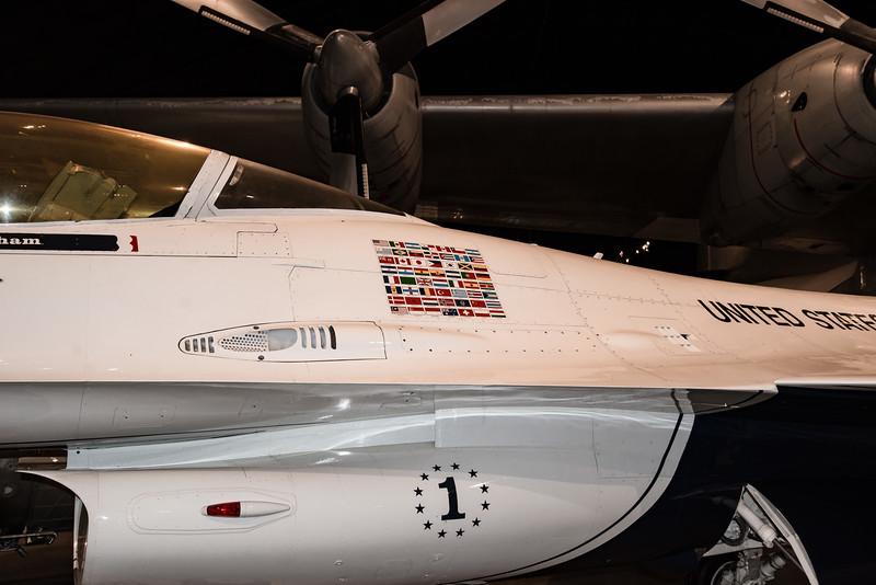 General Dynamics F-16A Fighting Falcon, Thunderbirds