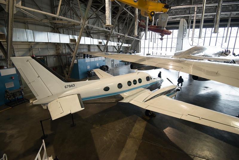 Beech King Air VC-6A