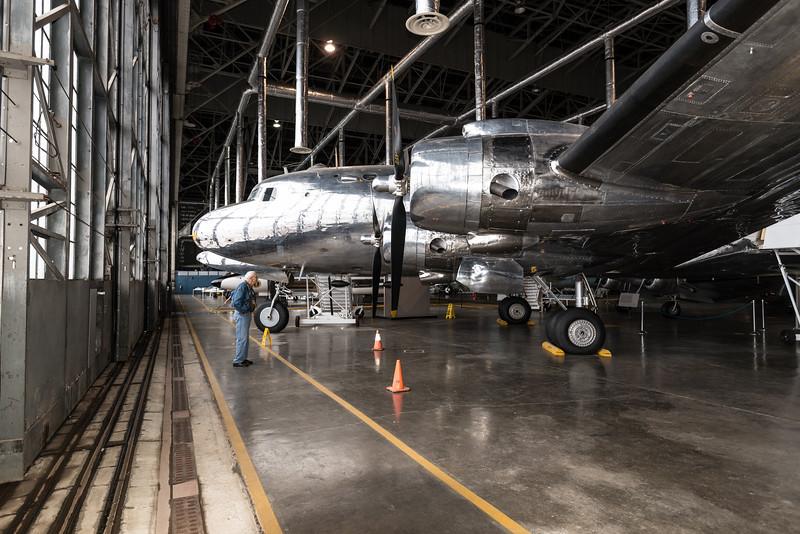 Douglas VC-54C Skymaster (FDR-Truman)