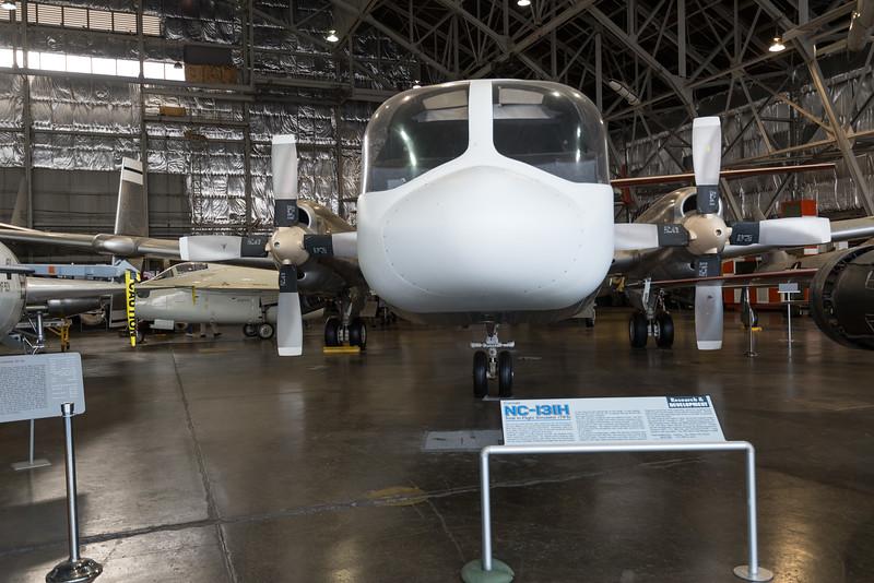 Convair NC-131H Total In-Flight Simulator (TIFS)