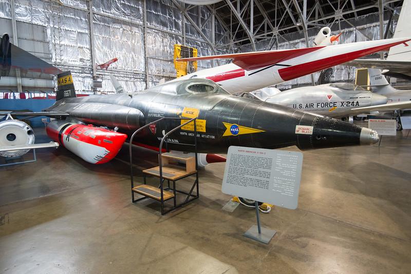 North American X-15A, Fastest Plane ever flown, 1959-68