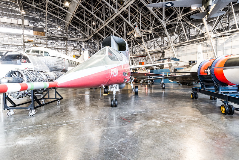 North American XF-107