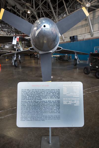 Republic XF84H