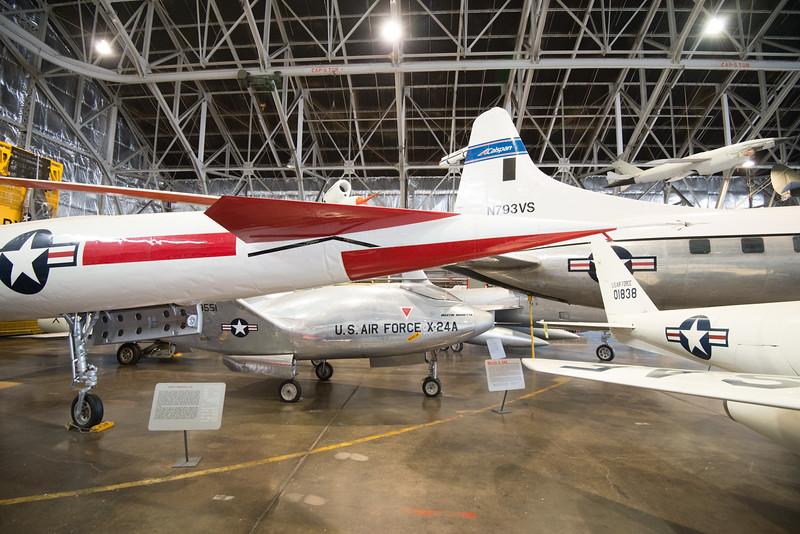 North American X-10