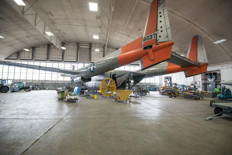 Fairchild C-199J Flying Boxcar