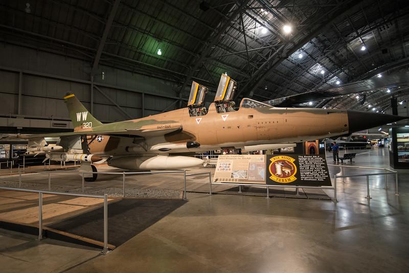 Republic F-105 Wild Weasel Sam Killer