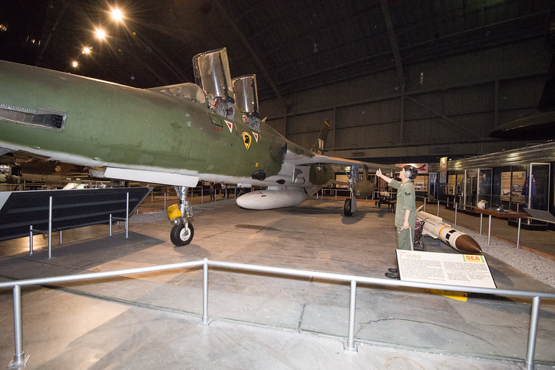 Thud WW, USAF Museum, Dayton Nov15