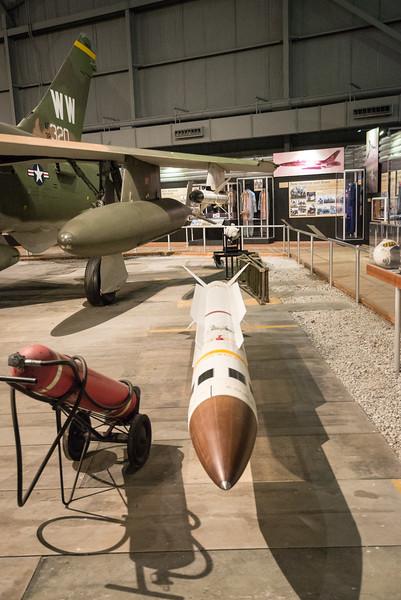 AGM- 78 Standard Arm Radar Homing Missile