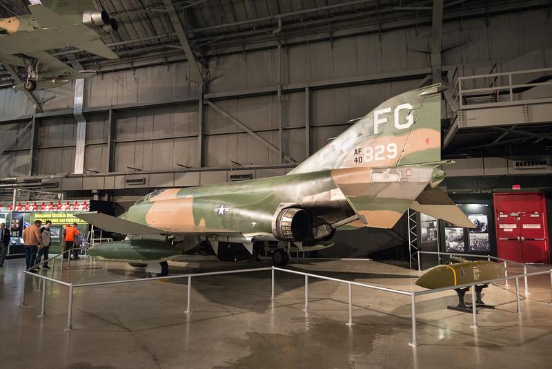 Robin Olds F-4C Phantom