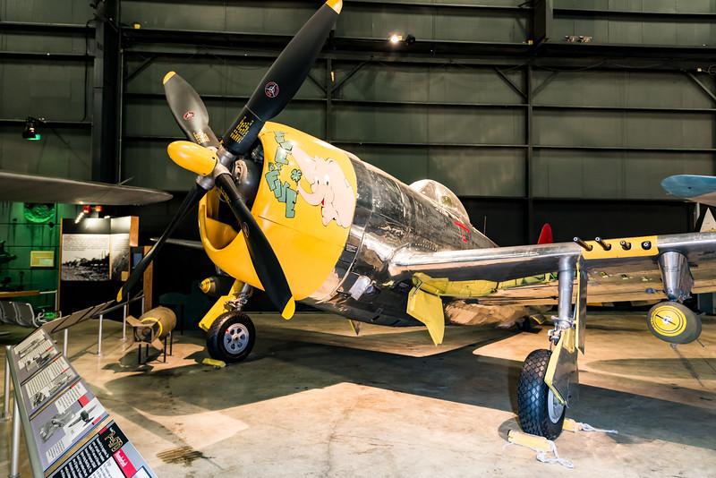 Republic P-47D Thunderbolt, The JUG