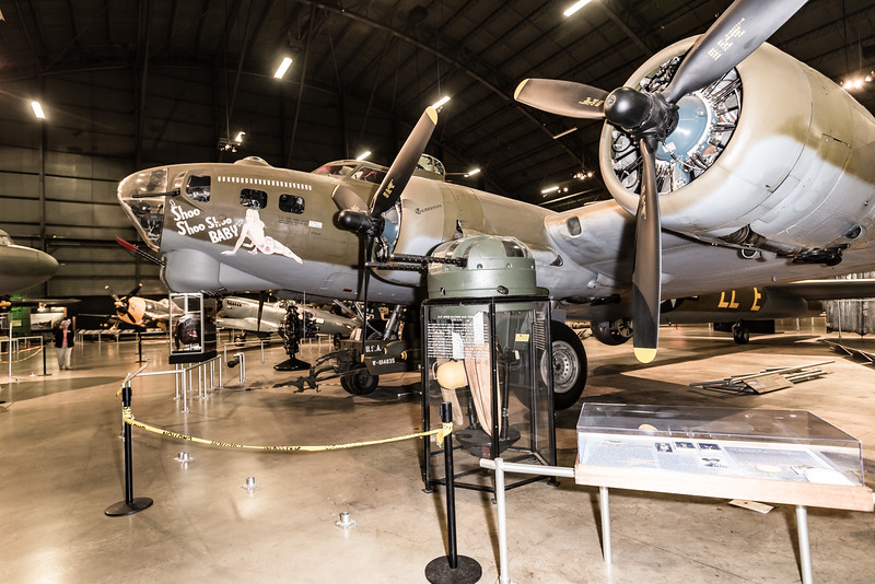 Boeing B-17G Flying Fortress, 24 Missions Europe