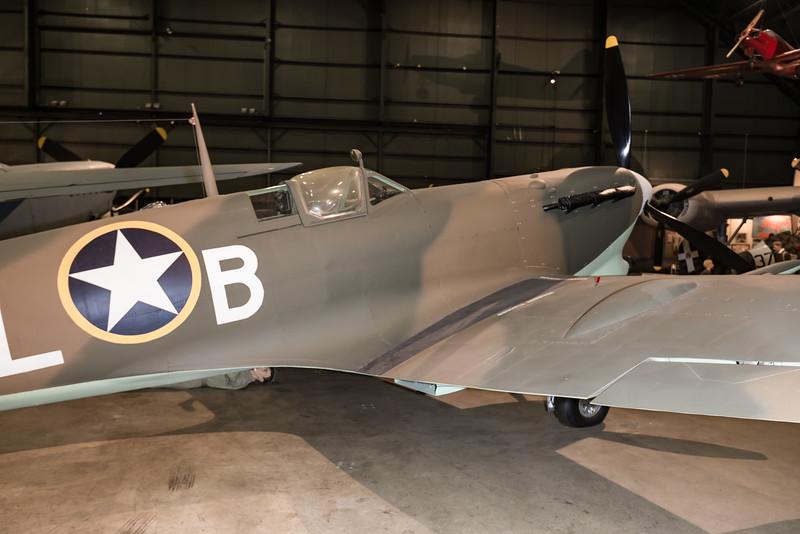 Spitfire MK 5c