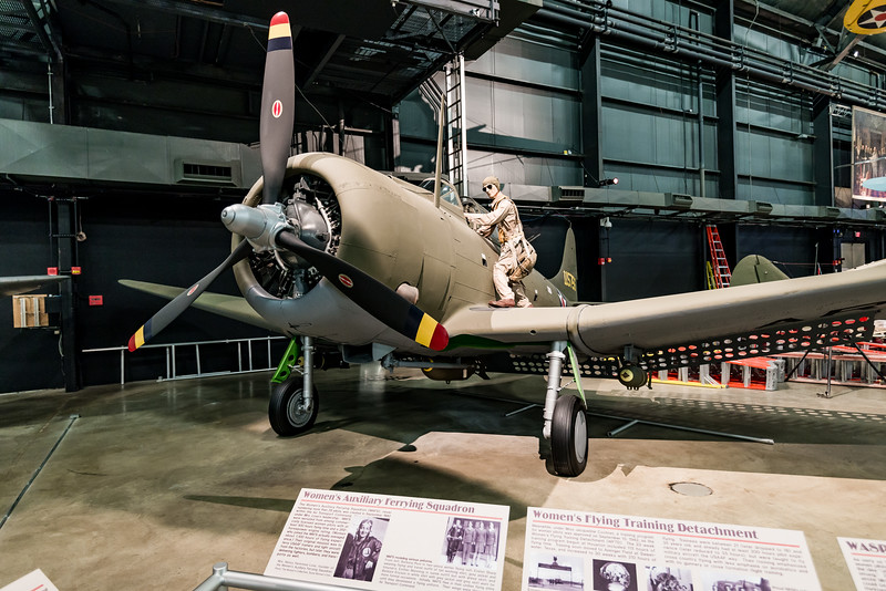 Douglas A-24, Dive Bomber (USN Dauntless) 1941