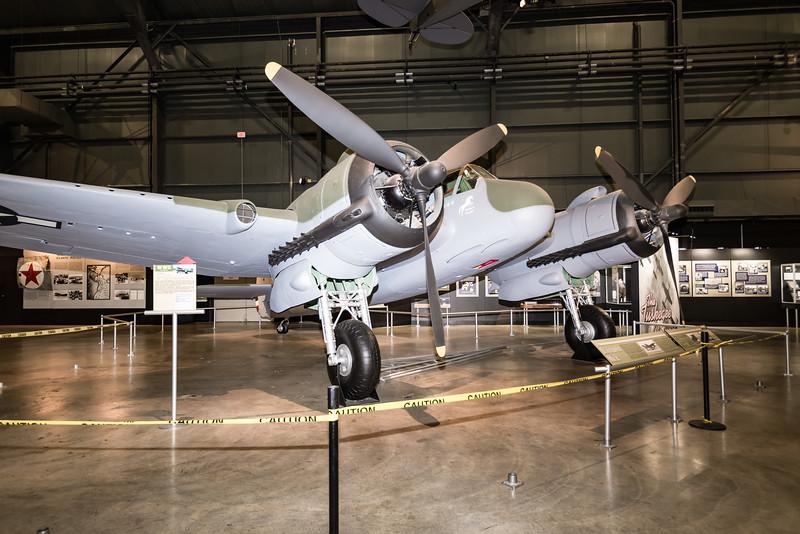 Bristol Beaufighter Mk. 1C 1941, AAC use  as night fighter w radar