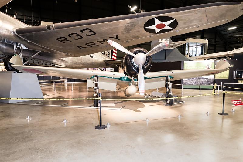 Mitsubishi A6M2 Zero 1940