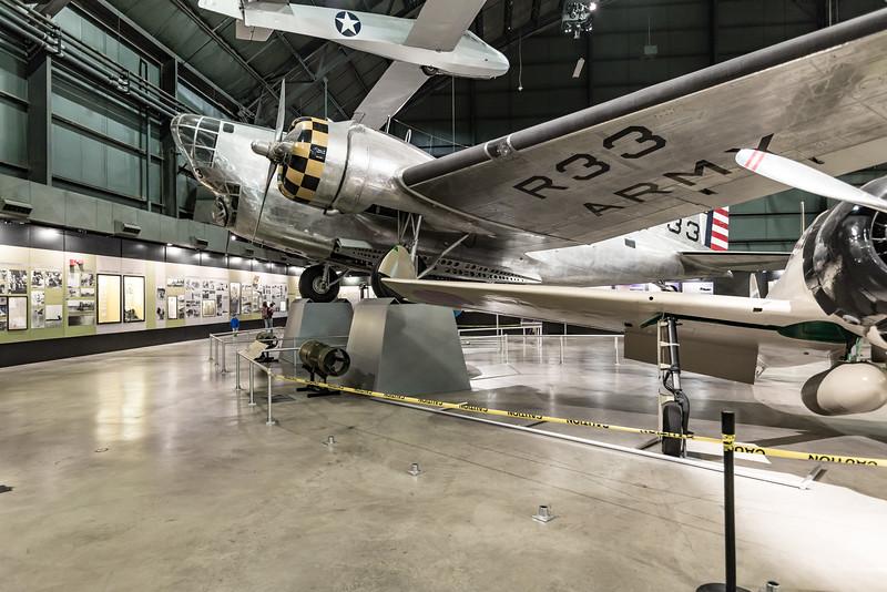 Douglas B-18 Bolo Medium Bomber, 1938