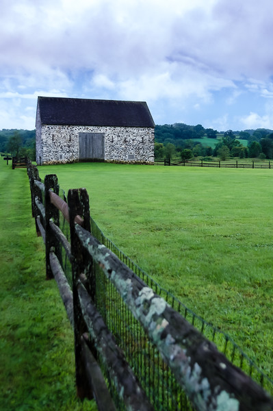 Pennsylvania Old Barn