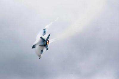 F-18F SuperHornet Demo Team