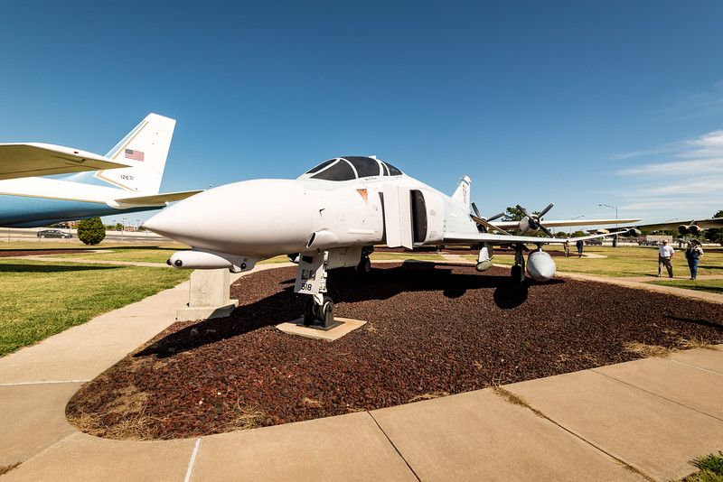 McDonnel Douglas F-4D Phantom, Tinker AFB.