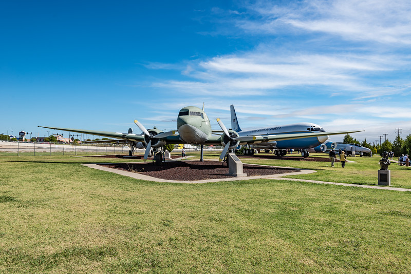 Douglas DC-3/C-47 Skytrain from the mid 30s.  Some still fly.