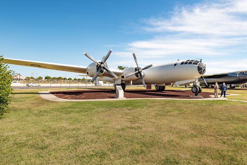 B-29 Superfortress, Tinker AFB