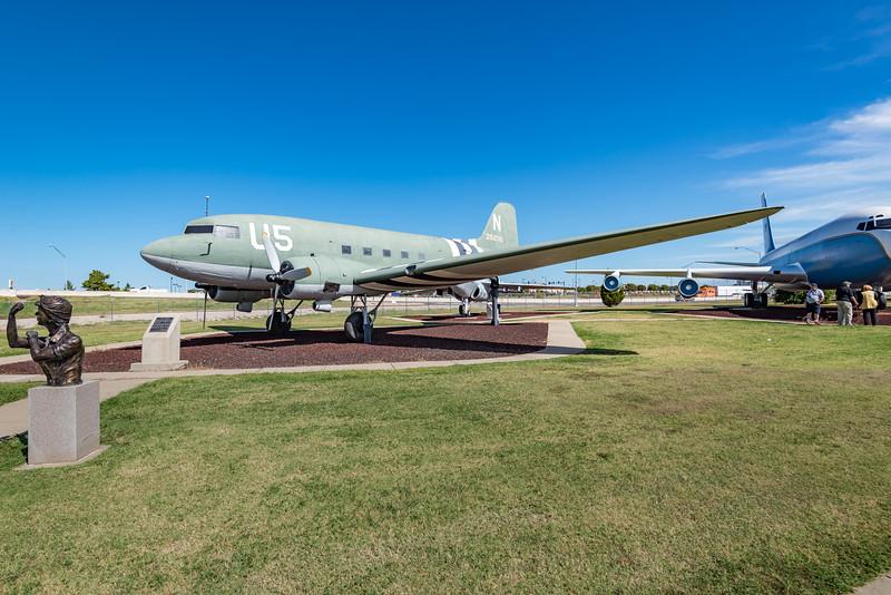 DC-3 Tinker AFB