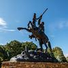 Buffalo Bill Cody Status, Cowboy and Western Museum
