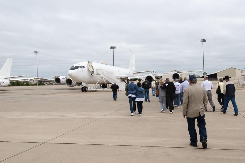E4-B Strategic Communications Aircraft