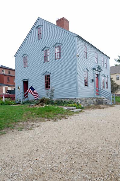 Wheelwright House c1780
