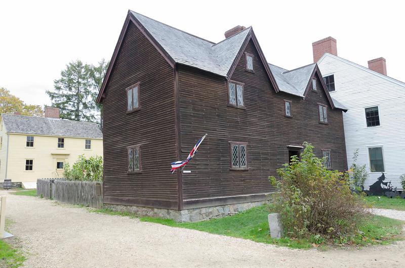 Sheburne House c 1693