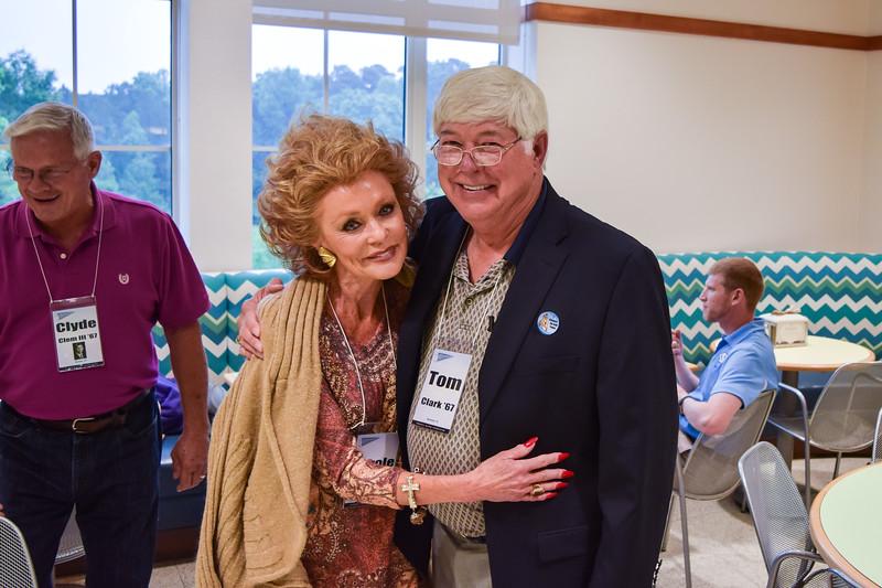 Reunion - Tom and Carole Clem (jt)