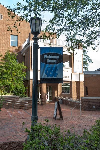 Alumni Center - Saturday Banquet Site